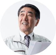 福岡県大野城市 製造業社長K様(58歳)